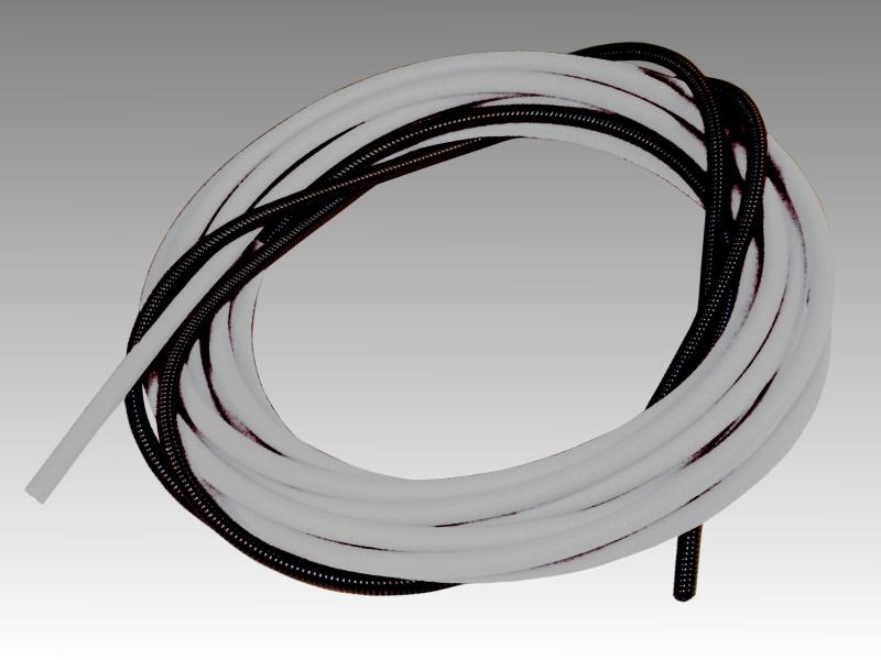 Канал стальной (0,6-0,9мм) 1,3/3,8 белый