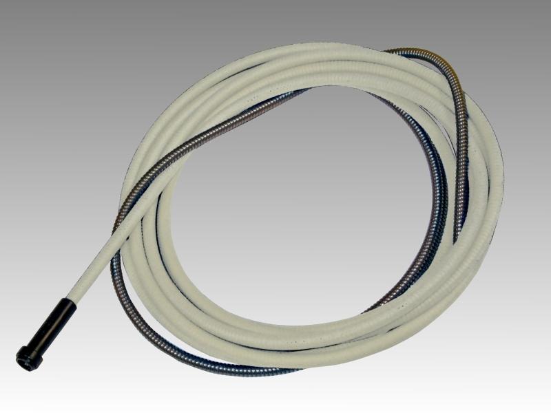 Канал стальной 4м (0,6-0,9мм) 1,3/3,8 белый