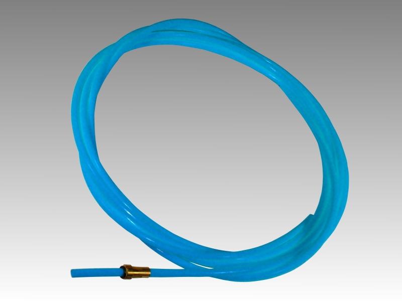 Канал тефлоновый (0,6-0,9мм) 1,5/4,0 голубой