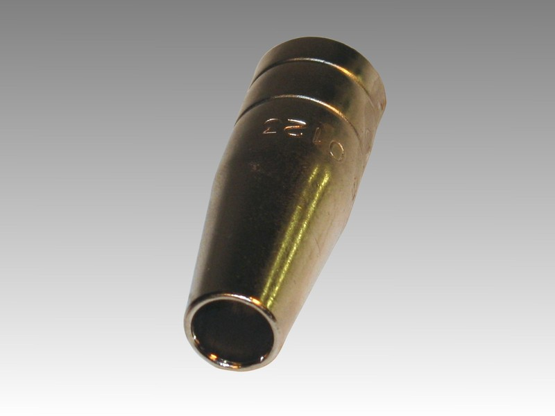 Газовое сопло TBI 150 D 16,0/53,0 мм