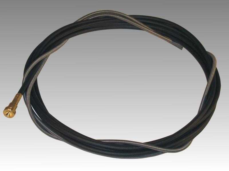Канал стальной 3м (0,8-1,0мм) 1,5/3,6  ABIMIG