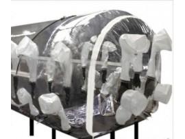 """Кубическая камера для защиты свариваемых изделий 72"""" x 36"""" x 30"""""""