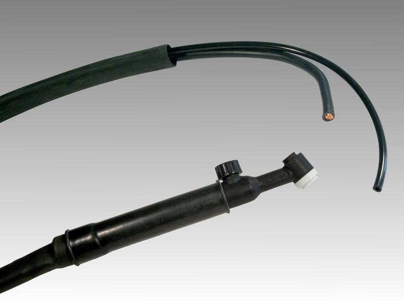 TIG горелка LMT-125 V 8м