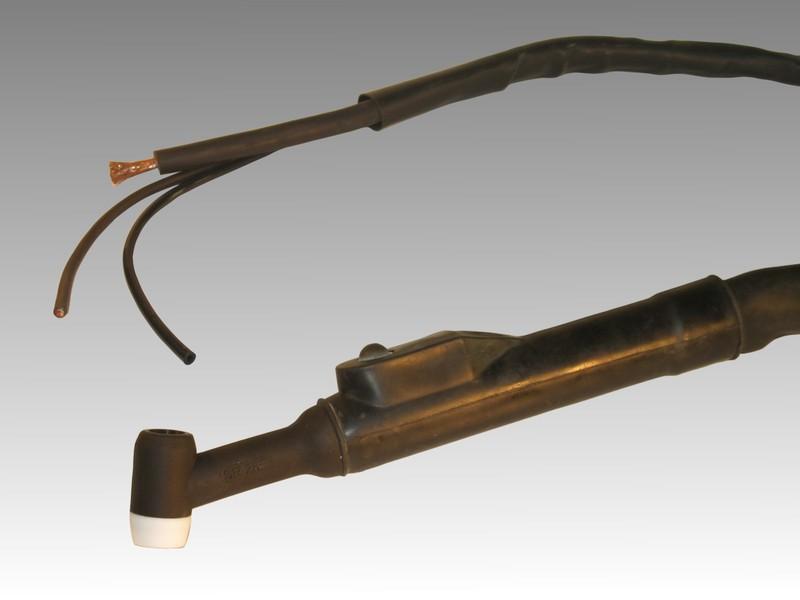 TIG горелка LMT-200 S 12м усил.